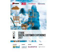 Studie Digital Customer Experience 2017