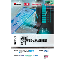 Studie IT Service Management 2018
